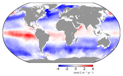 Oceans absorbing CO2 at much higher rates than previously thought