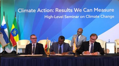Vaisala to modernize Ethiopia's meteorological infrastructure