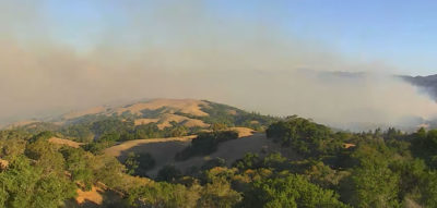 Camera network 'saving lives' in California's fight against wildfires