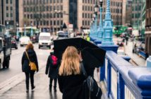 UK rain