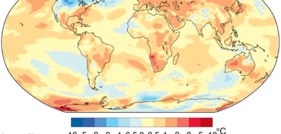 Year-end marks close of a decade of 'exceptional global heat'