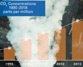 Greenhouse gas levels reach new high, according to WMO