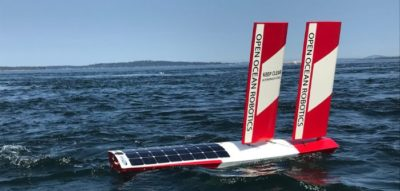 Solar-powered drone boats could play pivotal role in forecasting