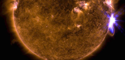 NASA and Amazon collaborate on app to predict solar superstorms