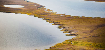 NASA finds Arctic methane hotspots