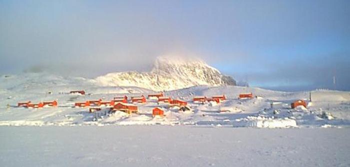 Record high of 18.3°C set on Antarctic peninsula