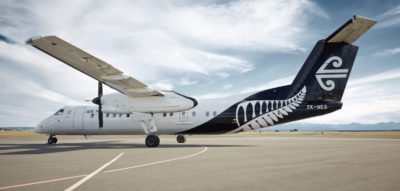 Air New Zealand aids NASA climate mission