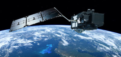 Satellites monitor phytoplankton