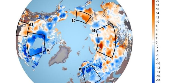 Reliable estimates for Northern Hemisphere snow