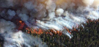 NASA ECOSTRESS data incorporated into new wildfire response tool