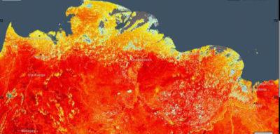 WMO investigating record Arctic temperature reading