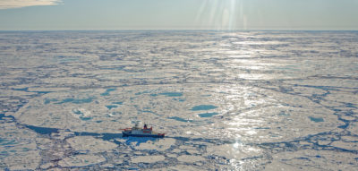 Scientific study describes the nursery of sea ice and provides the basis for future assessments of research data
