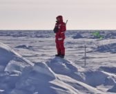 MOSAiC project reports sea-ice extent in the Arctic at a historical low