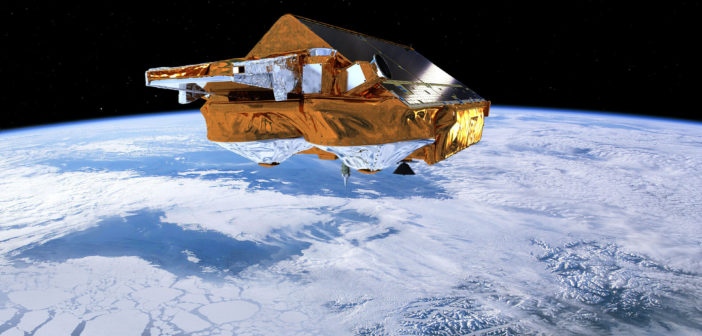 ESA and NASA synchronize missions to improve ice level data