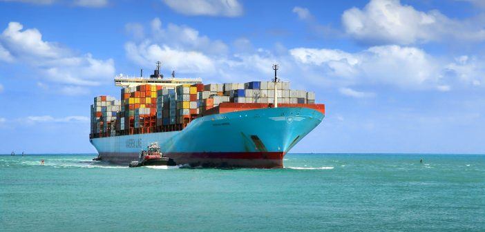 Entire Maersk fleet to assist global research on weather patterns and climate change