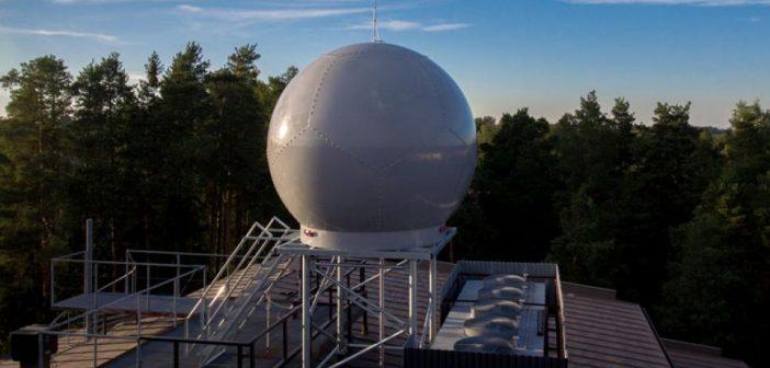 Vaisala develops method for improving weather radar observations