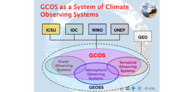 Global Climate Observing System Status Report open for review