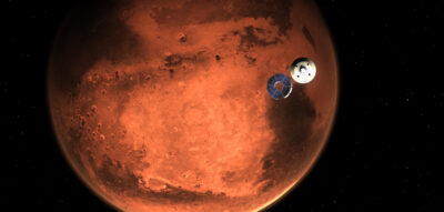 Finnish meteorology equipment touches down on Mars