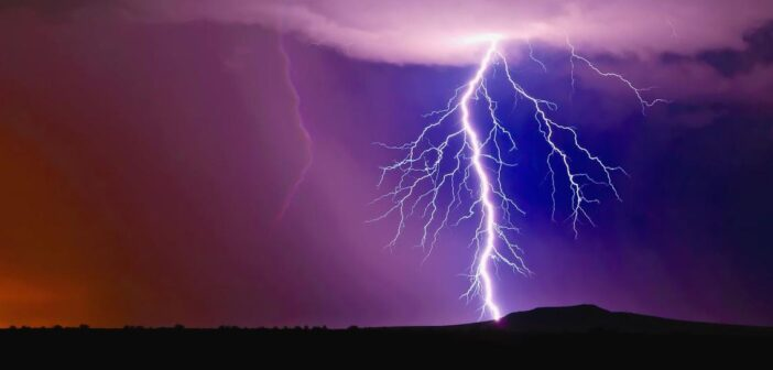 Climate change could triple the number of thunderstorms in Alaska