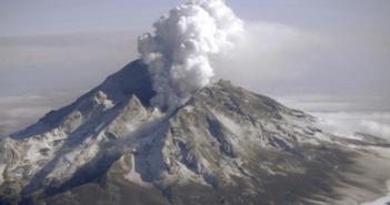 Nasa Volcano