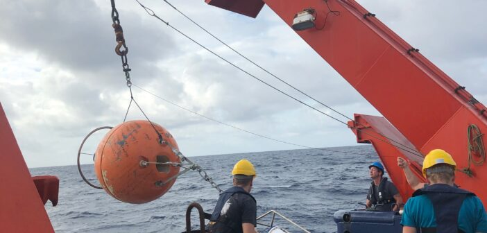 Study finds ocean currents modulate oxygen content at the equator