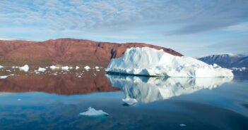 Antarctic climate change