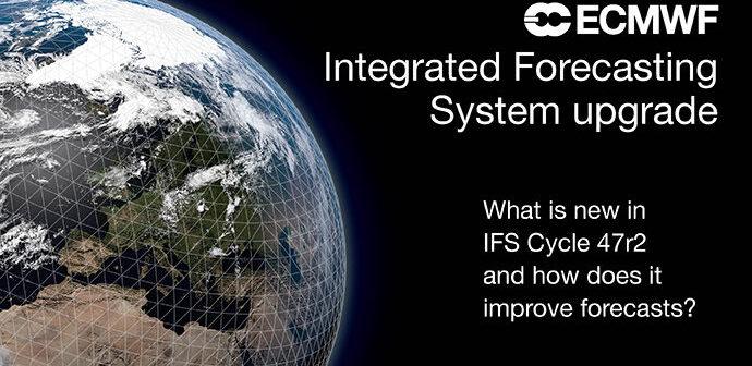 ECWF IFS upgrade