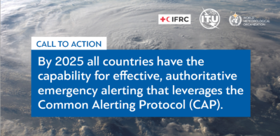 WMO joins international organizations to issue call to action for standardized emergency alerts