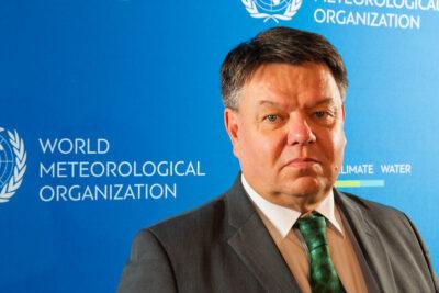 WMO secretary general, Petteri Taalas, highlights the importance of SOFF