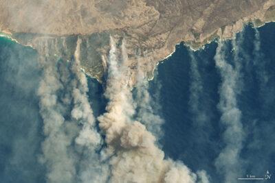 Bushfires, not pandemic lockdowns, had biggest impact on global climate in 2020