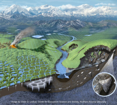 Team awarded NSF grant to teach virtual explorers about Arctic climate change