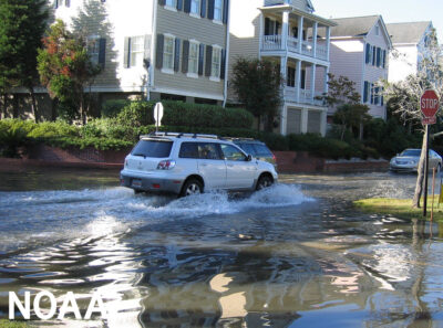 US high-tide flooding breaks records, according to new NOAA report