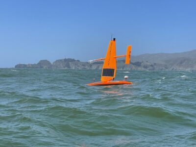 Two Saildrones launched as part of five-month hurricane research mission