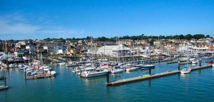 Biral sensors chosen for Cowes harbor weather station on the Isle of Wight