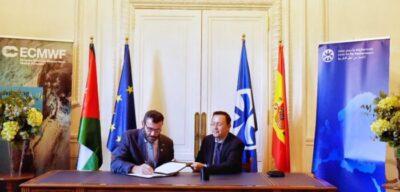 ECMWF signs landmark partnership to help combat climate change challenges in the Mediterranean